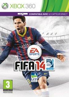 Jaquette Xbox360 FIFA 14