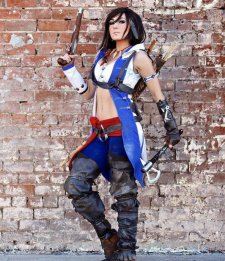 Jessica Nigri Assassin's Creed images screenshots 04