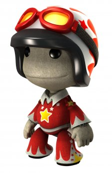 Joe Danger LittleBigPlanet costume tenue 06.05 (3)