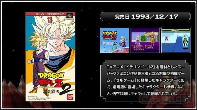 Jump Legend Biography Dragon Ball Z Super Butôden 2 18.10.2013.