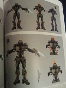 Killer Instinct Fulgore artbook 25.11.2013 (3)