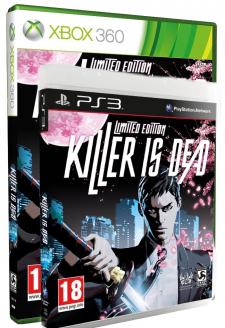 Killer is Dead Jaquettes 26.07.2013.