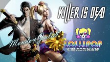 Killer is Dead Juliet Lollipop Chainsaw