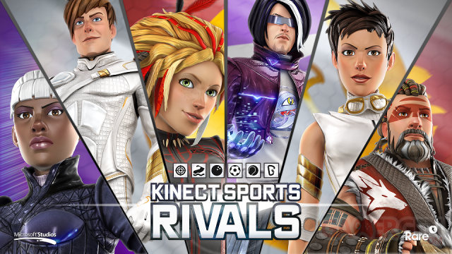 Kinect Sports Rivals teams (3)