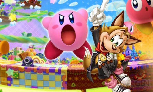 Kirby Triple deluxe famitsu 26.12.2013.
