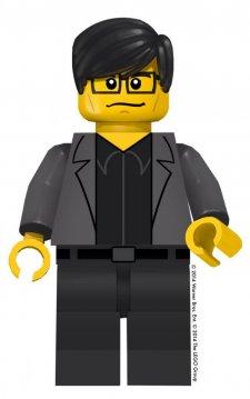 LEGO Hideo Kojima