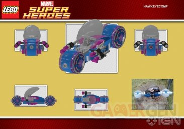 LEGO Marvel Super Heroes images screenshots 10
