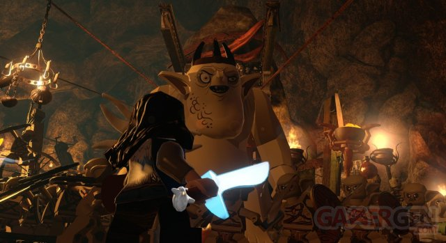 LEGO The Hobbit_GoblinTown12