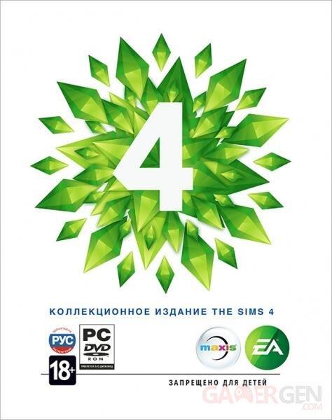 Les Sims 4 Russie 18+