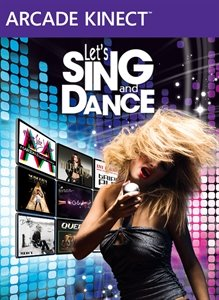 Let's Sing And Dance jaquette