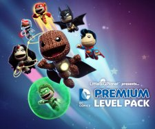 LittleBigPlanet 2 DLC DC Comics images screenshots 1