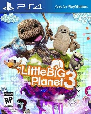 LittleBigPlanet 3 jaquette 16.05.2014