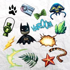 LittleBigPlanet DC Comics Premium Level Pack 17.12.2013 (6).
