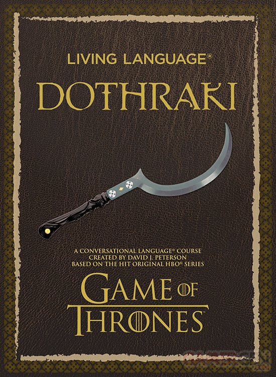 living-language-dothraki