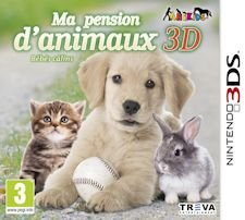 Ma passion animaux 3D