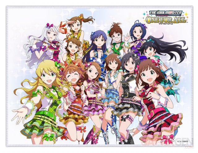 manettes PS3 The Idolmaster One For All 08.03.2014  (7)