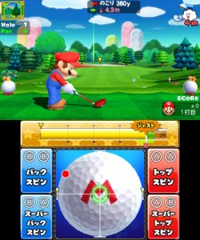 Mario Golf World Tour images screenshots 3