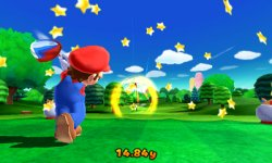 Mario Golf: World Tour - Quelques images colorées