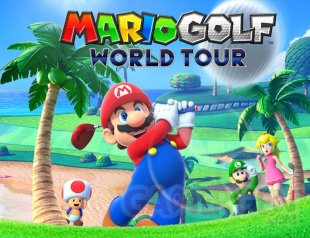 Mario Golf World Tour Test 25.04.2014