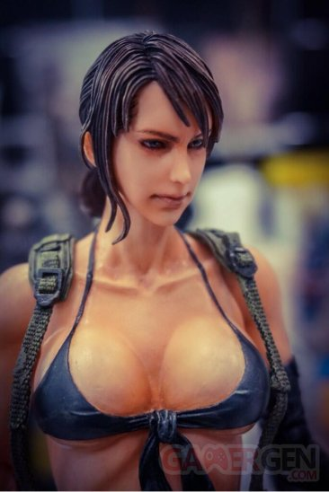 Metal Gear Solid V figurine Quiet 2