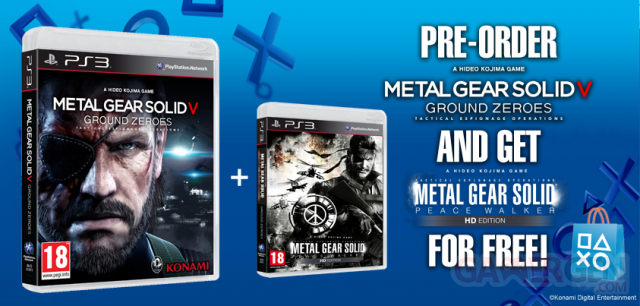 Metal Gear Solid V Ground Zeroes  07.03.2014  (1)