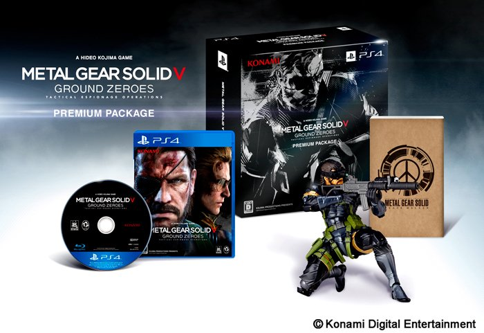Update] metal gear solid 5 ps4 collector's edition missing dlc.