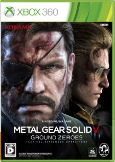 Metal Gear Solid V Ground Zeroes jaquette 15.11.2013 (8)