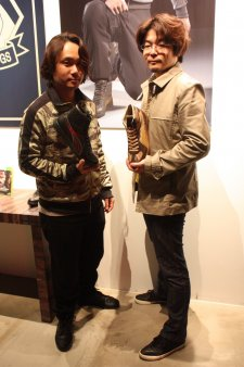 Metal Gear Solid V ground Zeroes PUMA Tokyo 03.03.2014  (5)