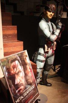 Metal Gear Solid V ground Zeroes PUMA Tokyo 03.03.2014  (7)