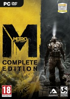 Metro Last Light Complete Edition PC.