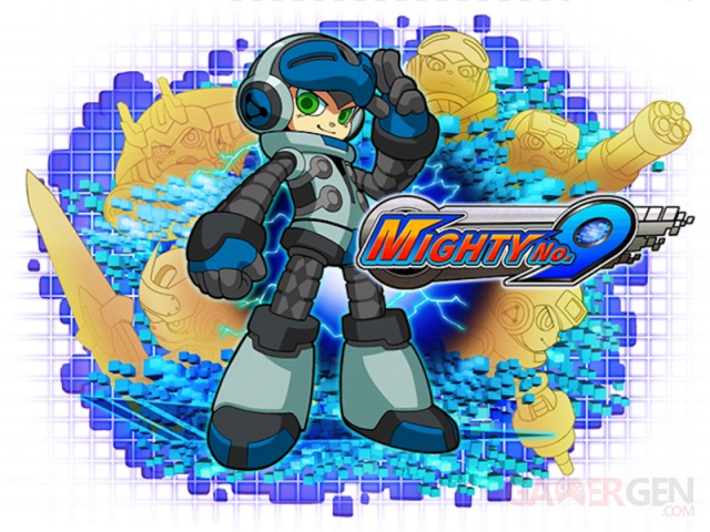 Mighty No. 9 03.09.2013