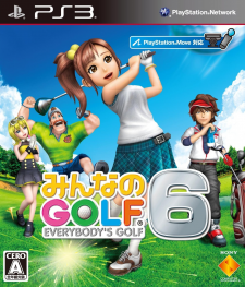Minna no Golf 6 01.10.2013.