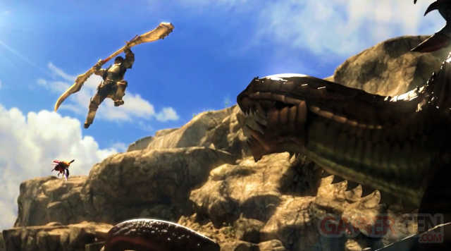 Monster Hunter 4 27.08.2013.