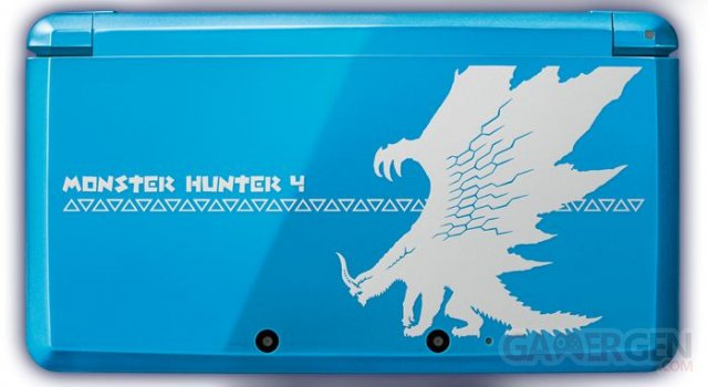 Monster Hunter 4 Collector Japon 3DS 16.10.2013 (1)