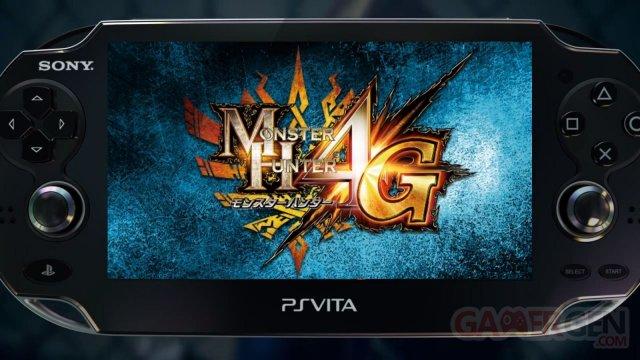 Monster Hunter 4G Ultimate PSVita 28.01.2014