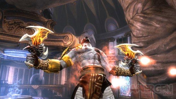 mortal kombat kratos god of war 002