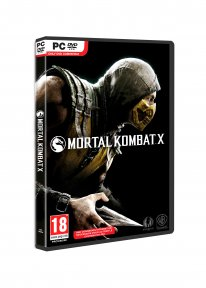 Mortal Kombat X jaquette PC 1