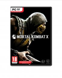 Mortal Kombat X jaquette PC 2