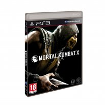 Mortal Kombat X jaquette PS3 1