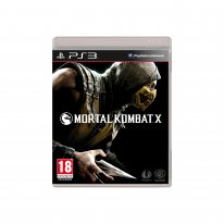 Mortal Kombat X jaquette PS3 2