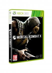 Mortal Kombat X jaquette Xbox 360 1