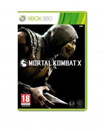 Mortal Kombat X jaquette Xbox 360 2