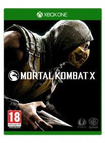 Mortal Kombat X jaquette Xbox One 2