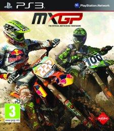 MXGP ps3 jaquette