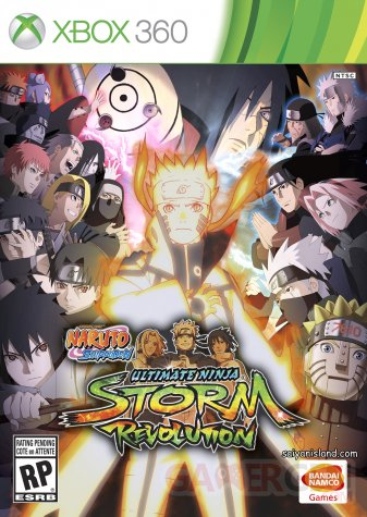 Naruto Storm Revolution screenshot 23042014 001