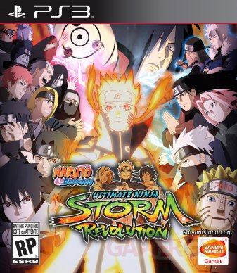 Naruto Storm Revolution screenshot 23042014 002