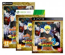 Naruto Ultimate Ninja Storm 3 Full Burst jaquettes 30.10.2013.