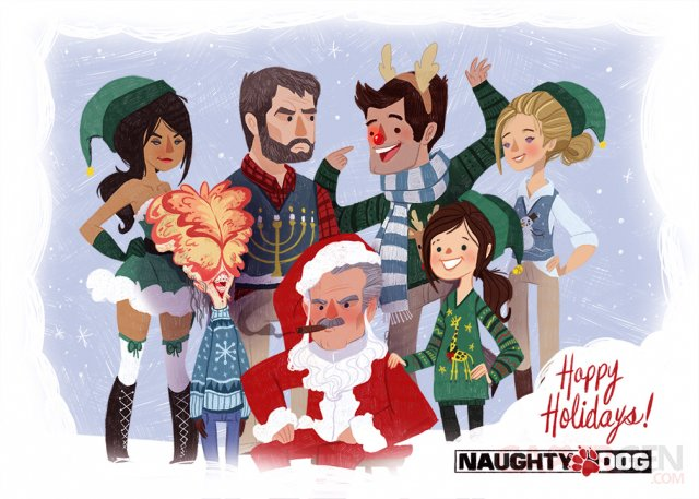 Naughty-Dog-Fêtes-Noel-2013-2014
