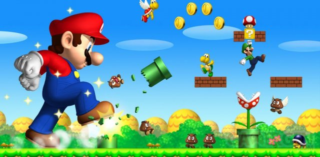 New Super Mario Bros DS 06.04.2014