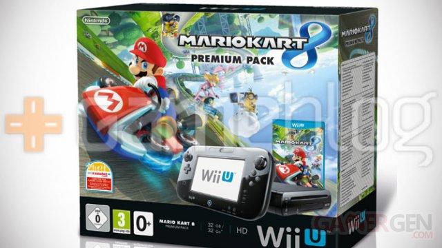Nintendo pack Wii U Mario Kart 8